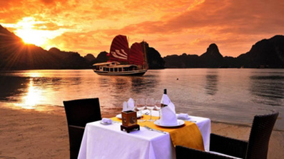 L'AMOUR - Private Cruise | Bai Tu Long Bay 3D2N