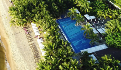 Luxury Phu Quoc beach holiday 5 star resort