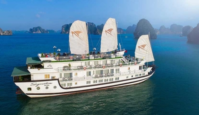 SIGNATURE CRUISE | Bai Tu Long Bay 2D1N