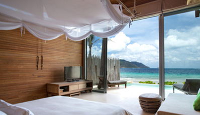 Luxury Con Dao Island Beach Holiday Six Senses Resort