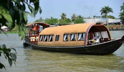 SONG XANH - Private Cruise | Cai Be - Sa Dec - Chau Doc 3D2N