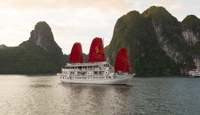SYRENA CRUISE | Halong Bay 2D1N