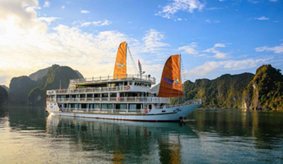 UNICHARM CRUISE | Cat Ba Lan Ha Bay 3D2N