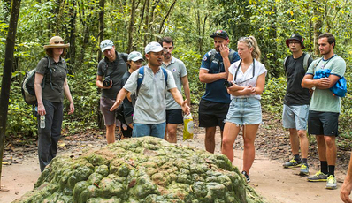 Cu Chi Tunnels - Vietnamese countryside experience by boat and Van (Group Tour)