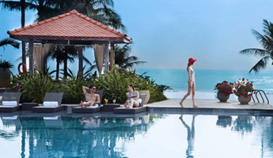 Luxury Vung Tau Beach holiday 5 star resort