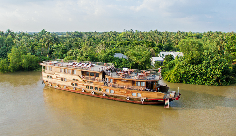 MEKONG EYES CRUISE | Can Tho - Cai Be 2D1N