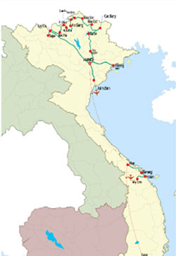 Northern & Central Vietnam Tours